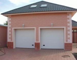 Ворота для гаража, типы конструкции и покупка