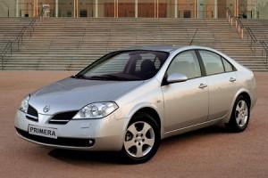 Nissan Primera. Легковые автомобили с однообменными кузовами